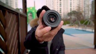 [리뷰] 소니 E-마운트 삼양 35mm f2.8렌즈.…