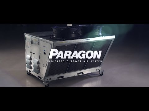 Paragon: CaptiveAire's Superior Dedicated Outdoor Air System