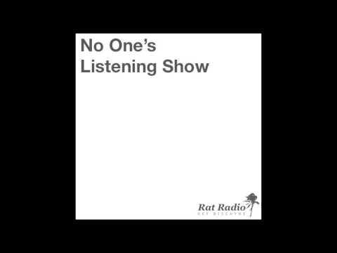 "No One's Listening Show Ep. 70 - ""Sixty Dollar Breakfast"""