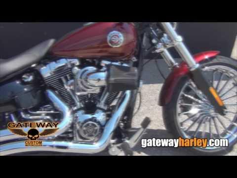2016 Harley Davidson FXSB Breakout St Charles Missouri