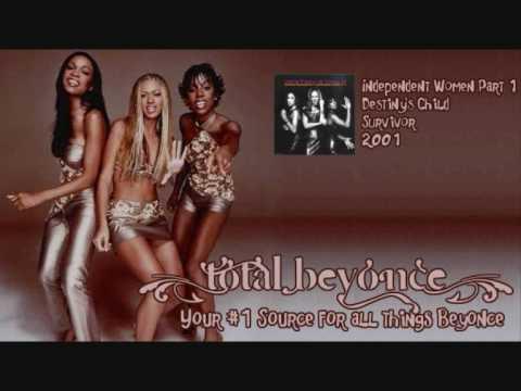 Destiny's Child - Independent Women Part 1 [with lyrics]