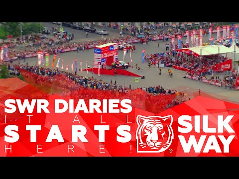 Match TV: Silk Road Rally Diaries - It all starts here! | Silk Way Rally 2019🌏 - Start