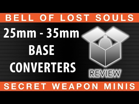 BoLS Review | Secret Weapon 32mm Base Expanders