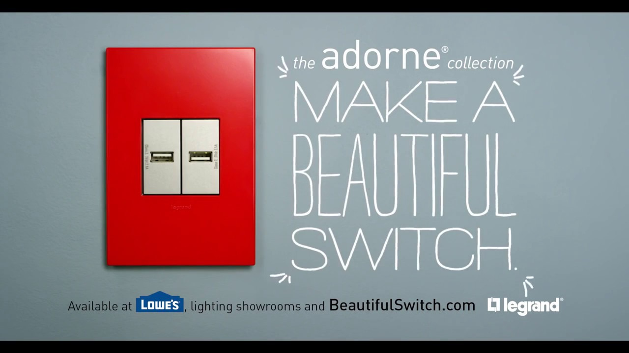 Adorne 4 Way Switch Lowes Legrand Light Switches Utah Lighting Youtube