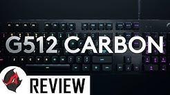 ALUMINUM STRONG - Logitech G512 Carbon Review