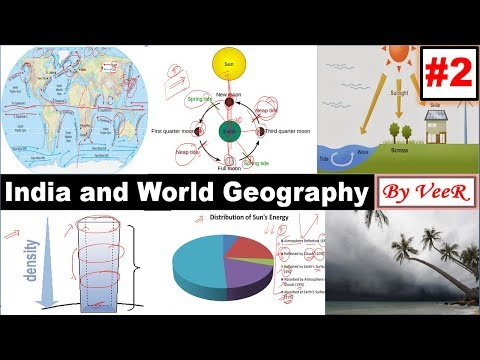 India and World Geography - Most Expected MCQs - Prelims 2018 [UPSC/SSC/PSC] Current affairs- VeeR