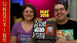 UNBOXING! Smuggler's Bounty May 2018 - SOLO - #Funko #StarWars Mystery Box