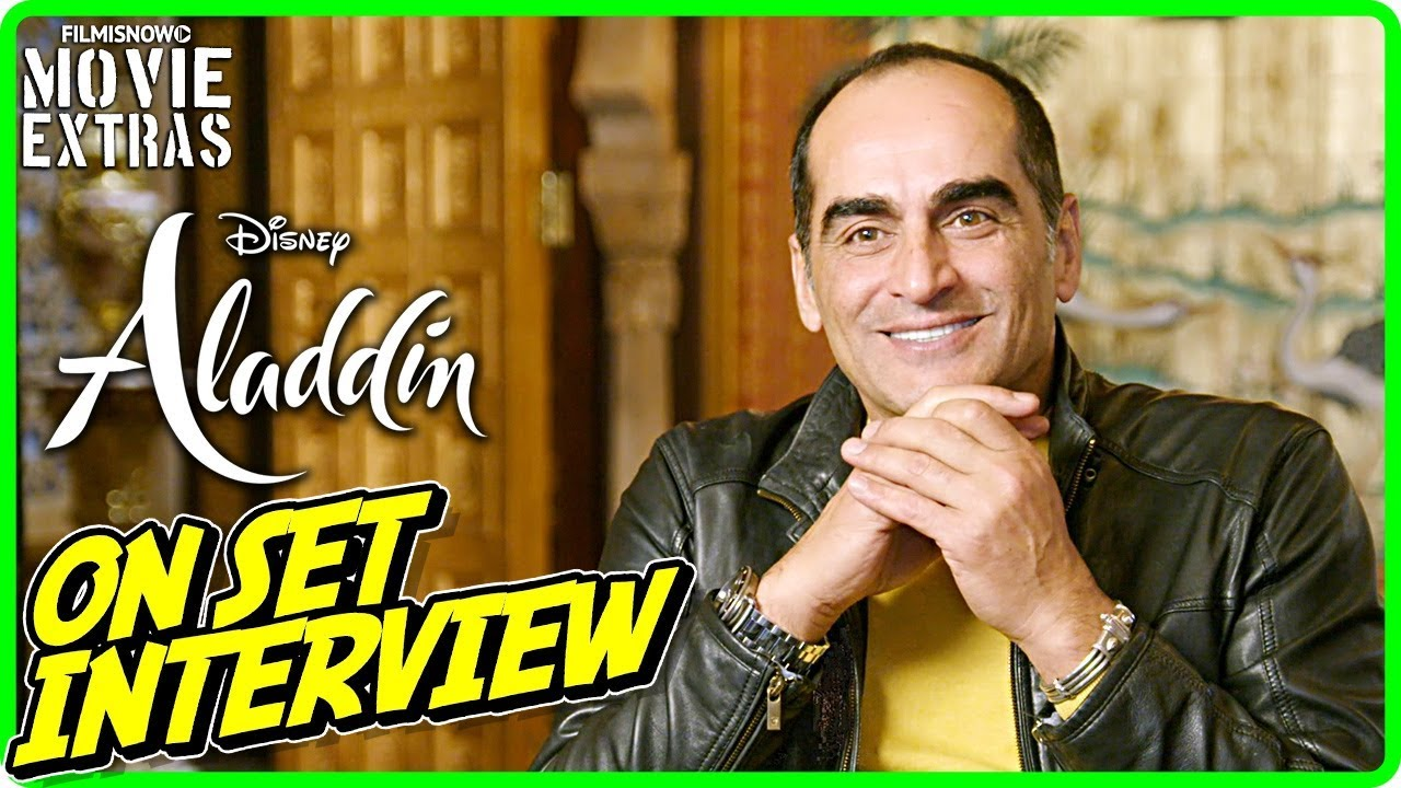 ALADDIN | Navid Negahban