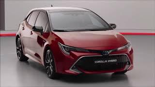 Novo Toyota Corolla 2020 - Hatch e Sports Wagon (Europa) - detalhes - www.car.blog.br