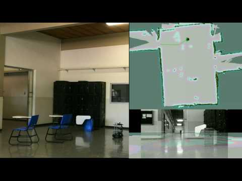 Indoor Navigation with Human Assistance
