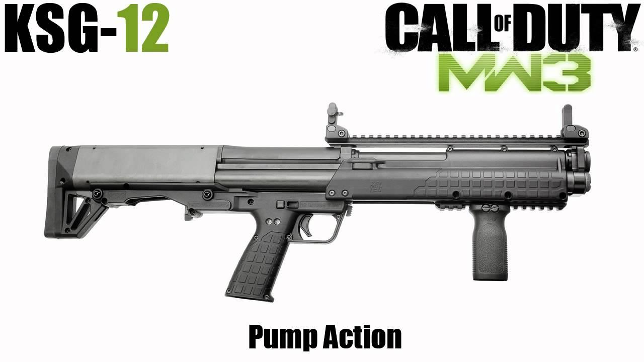 Modern shotguns list