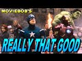 Really That Good: THE AVENGERS