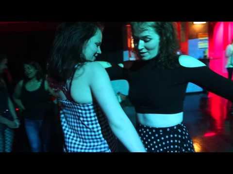Laura & Girl TBT?  Zouk Soul @ Helsinki Zouk Congress 2015