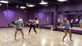"Alyssa Austin Dancing Jazz to ""Bailar"" by Deorro ft Pitbull"