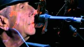 Leonard Cohen   Suzanne live in London 17 17 2008