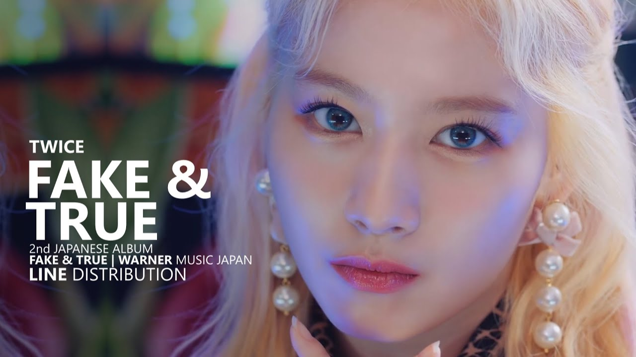 Twice Fake True Line Distribution Youtube