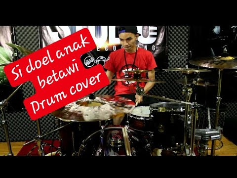 Armada - Si doel Anak betawi (OST.Si Doel the movie) drum cover by irfand prastyo