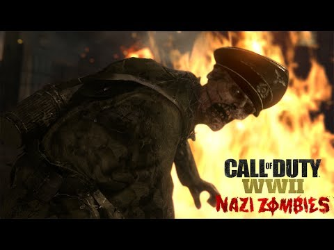 Official Call of Duty®: WWII Nazi Zombies Reveal Trailer [UK]