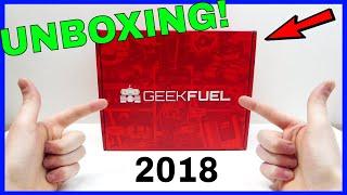 (APRIL 2018) Geek Fuel - Unboxing