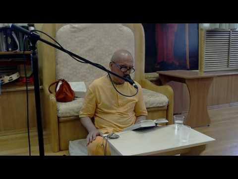 Бхагавад Гита 4.9 - Ванинатха Васу прабху