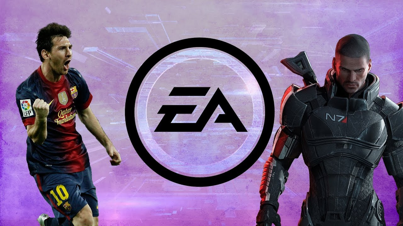 Electronic Arts: The Rise and Fall of EA