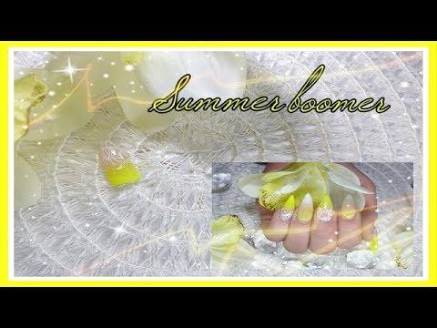 Babyboomer In Farbe Nageldesign Youtube