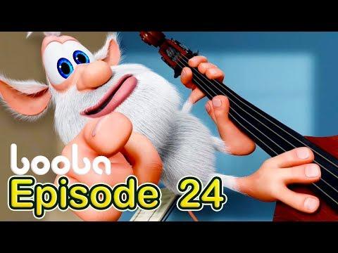 Booba - Noise (episode 24) - Funny cartoons for kids - Kedoo ToonsTV thumbnail