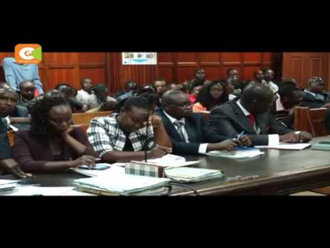 Suspect charged with hacking into KRA system