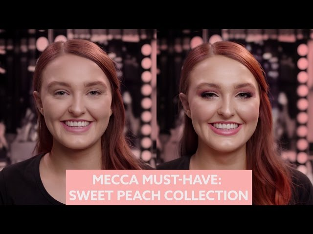 MECCA Must-Have: Too Faced Sweet Peach Collection   MECCA Beauty Junkie