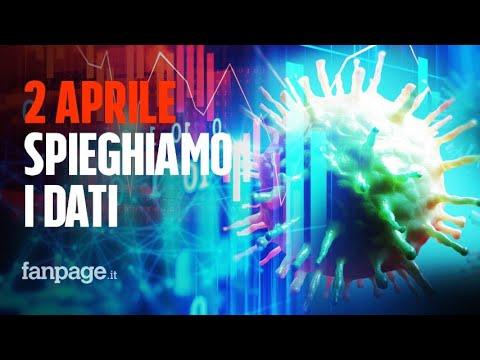 Coronavirus Italia, il bollettino del 2 aprile: la Lombardia ha raggiunto il picco, ora attenti