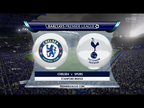 Chelsea FC vs Tottenham Hotspur   03.12.2014   Barclays Premier League   FIFA 15