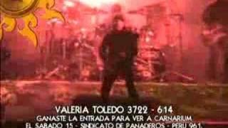 La Renga - A tu lado (Corrientes 18/08/07)