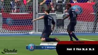 FIFA 14 All Celebrations Tutorial | PC Keyboard | HD