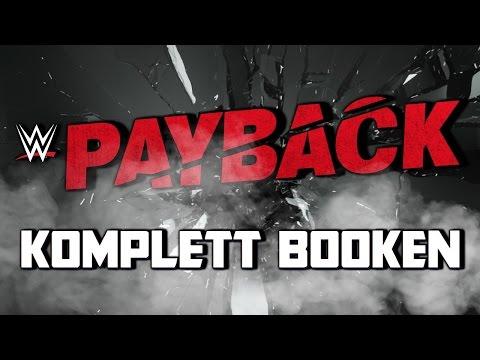 So würde ich WWE PAYBACK 2017 booken! (Deutsch/German)