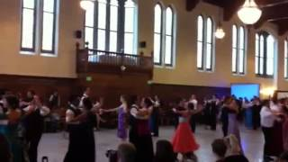 Irish Dancesport -- Ballroom Dancing Competition