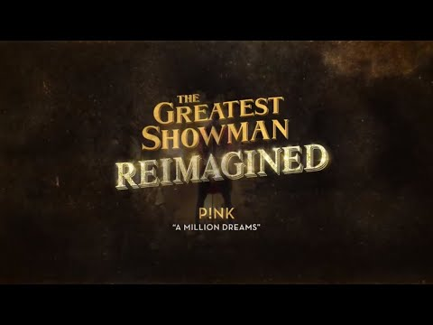 P!nk - A Million Dreams (Official Lyric Video) Mp3