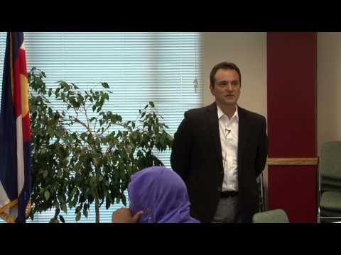 Lecture: Rich Yaconis - Community College of Aurora