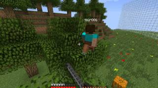 Minecraft Hanger Games/Майнкрафт Голодные Игры (Первое видео).