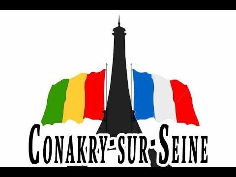 Conakry Sur Seine 2015 - Le film de la 1ère Édition