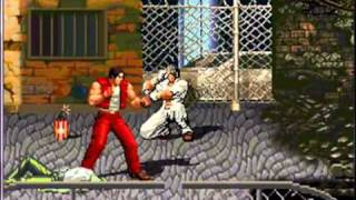 Double Dragon SNK Final edition