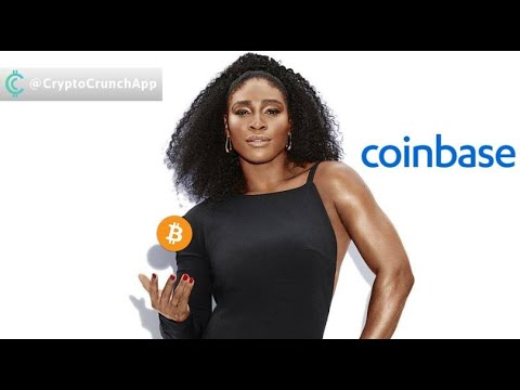 serena williams cryptocurrency