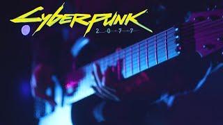 Cyberpunk 2077 - Trailer Theme - Djent Cover by Dryante (Hyper - Spoiler)