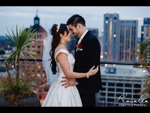 Downtown Sacramento Breathtaking Wedding