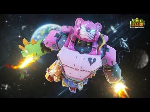 Robot VS Monster - THE AFTERMATH!!! - Fortnite Short Films