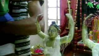 gour purnima festivel 2009 at anklav sri sri radhavrindavn chandra mandir moti khadki Thumbnail