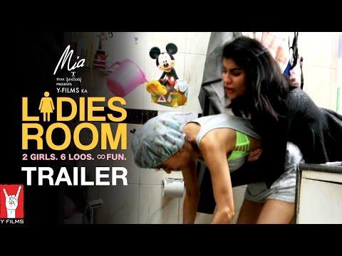 Ladies Room | Trailer | 2 Girls. 6 Loos....
