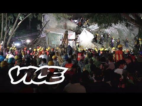 Terremoto - 19 de septiembre 2017 |VICE