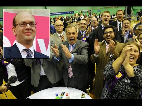 Mark Reckless Becomes UKIP's Second Westminster MP