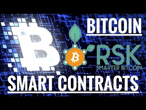 Bitcoin Smart Contracts are Here - RSK Rootstock