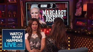 Jennifer Aydin's Celeb & Bravoleb Impersonations for Ashley Tisdale | WWHL